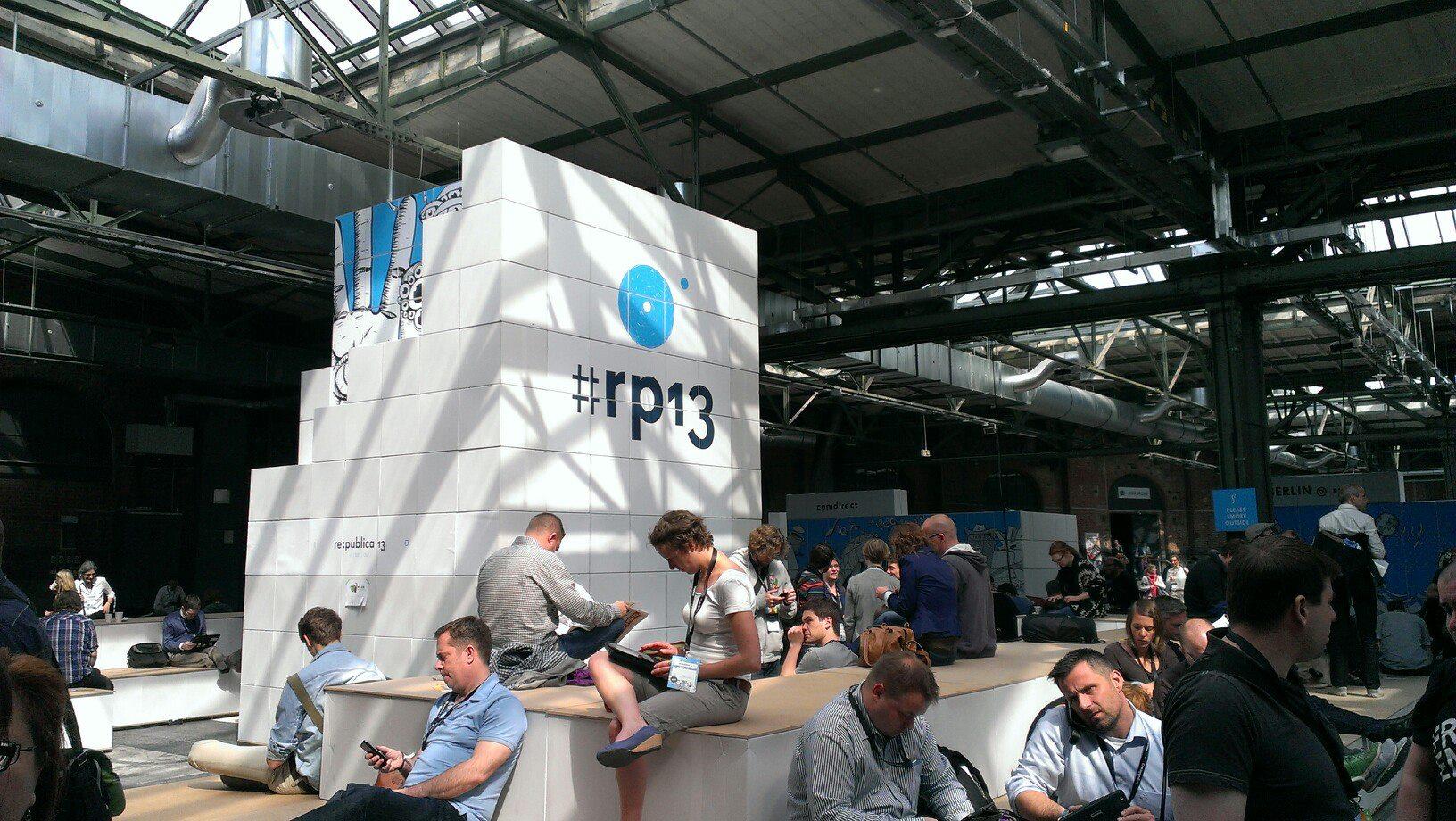re:publica 2013 – Gedanken, Philosophien und Alltagsrealismus